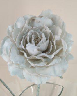 Rosa artf. color crema