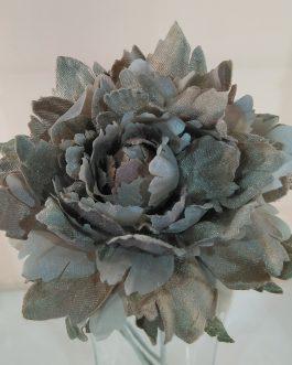 Rosa artif. color tostado