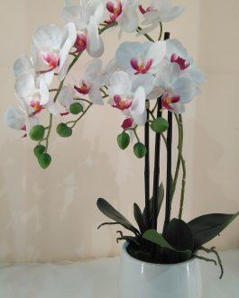 Planta orquídea artificial