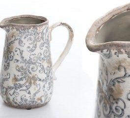 Jarra cerámica 17X12X19