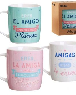 Taza cerámica «Amigos»