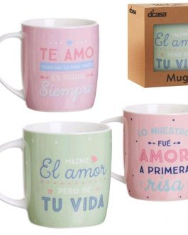 Taza cerámica «Amor»