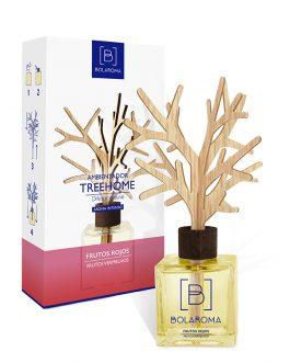 Ambientador treehome celulosa distintos aromas.