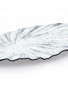 Centro cristal 25x14x3 cm