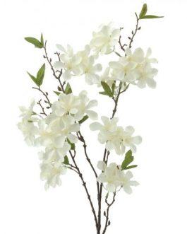 Flor de cerezo blanca 85 cm.