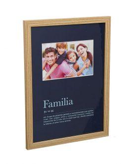 Portafoto «Familia» 32×23,5 cm