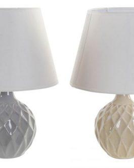 Lámpara sobremesa dolomite 23x23x32 cm