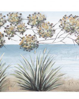 Lienzo playa 100x3x70 cm.