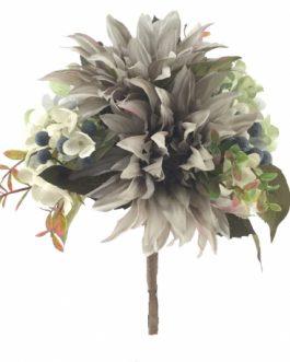 Bouquet dalias vintage.