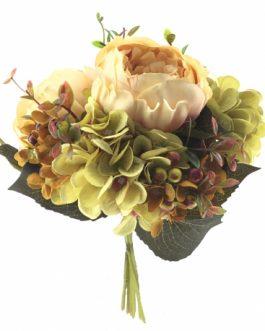Bouquet peonias vintage