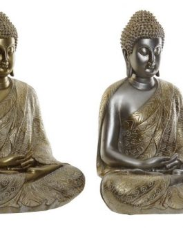 Figura resina Buda 19x15x30 cm