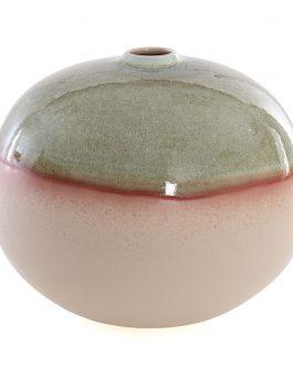 Jarrón cerámica 23x23x20 cm