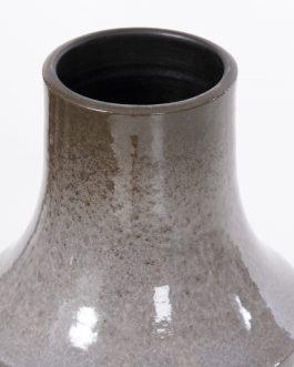 Jarrón cerámica 26x26x81 cm