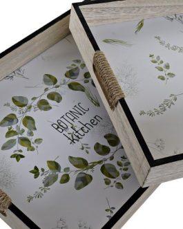 Bandeja botanic 40,80x30x5 cm