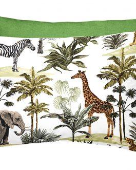 Cojín velvet safari 45x13x30 cm