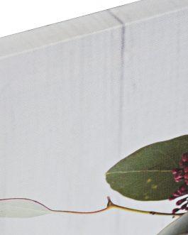 Lienzo flores 40×1,80×30 cm