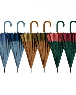 Paraguas 16 varillas ribete ancho