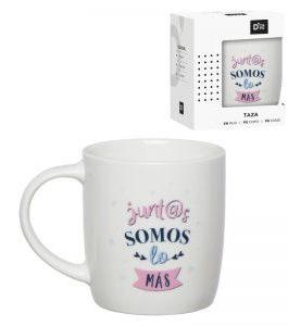 Mug «Juntos somos lo más» 350 ML.