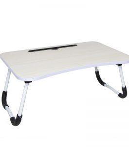 Bandeja sofá plegable 60x40x27 cm