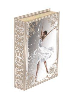 Caja libro espejo