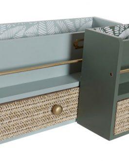 Organizados con cajón MDF 30x9x17 cm