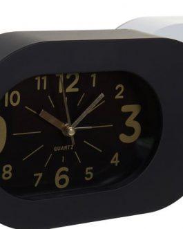 Reloj despertador PVC 21x5x12,60 cm